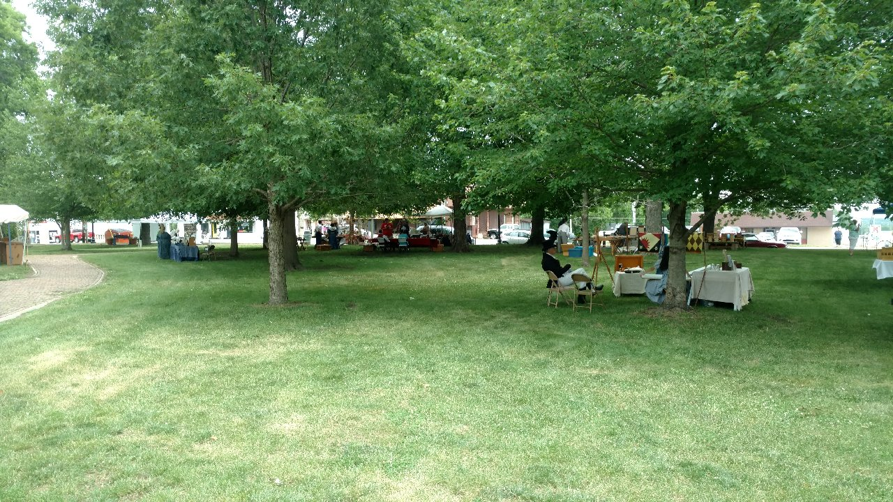 Grande Levee set for a full day of activities today