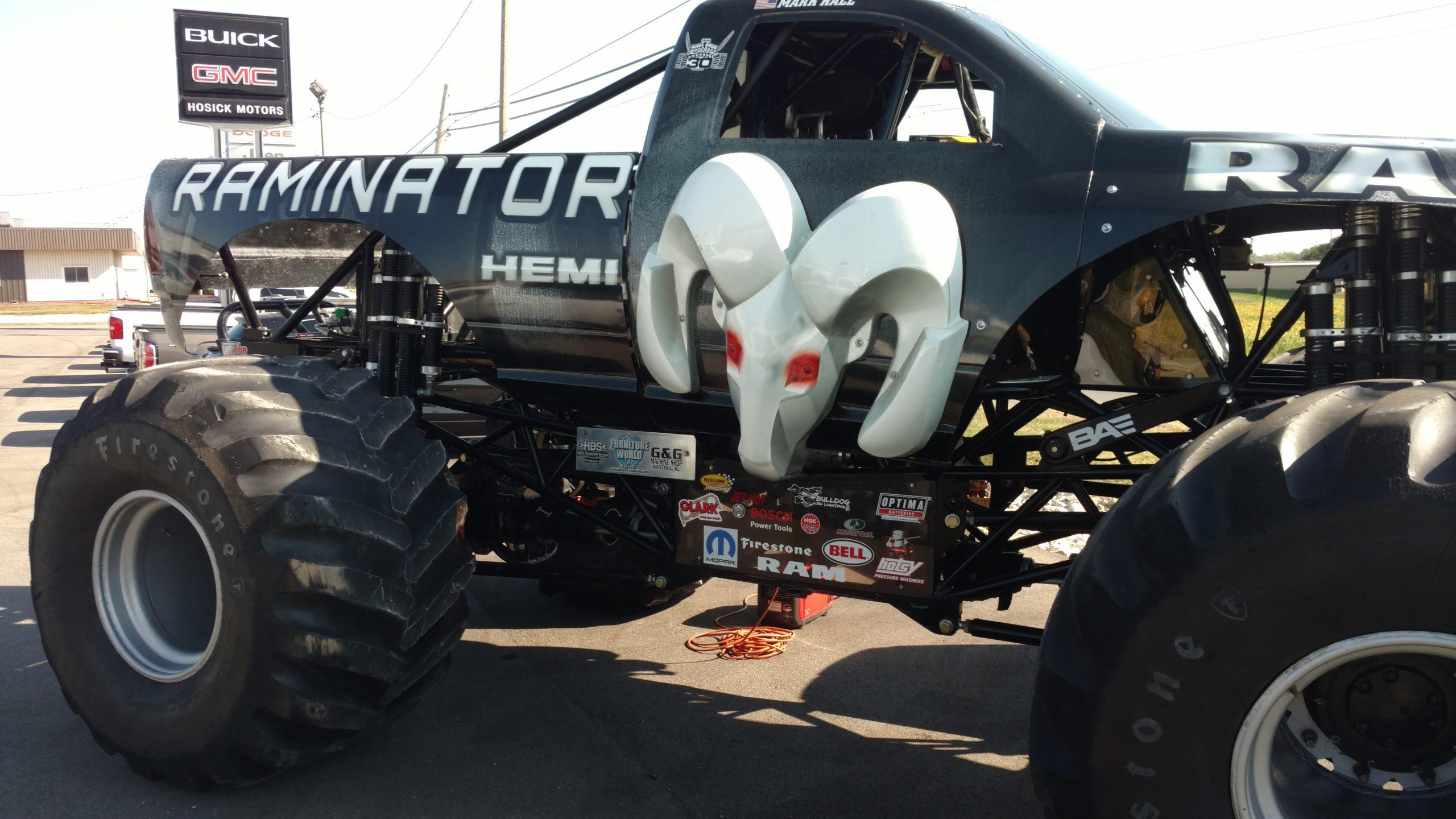 Raminator at Hosick Motors Today