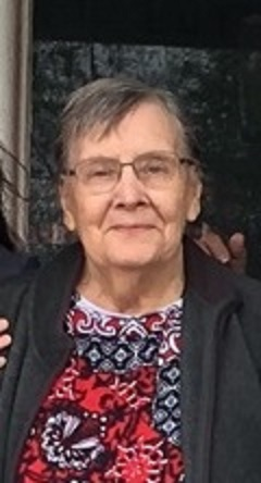Freda Faye Robison