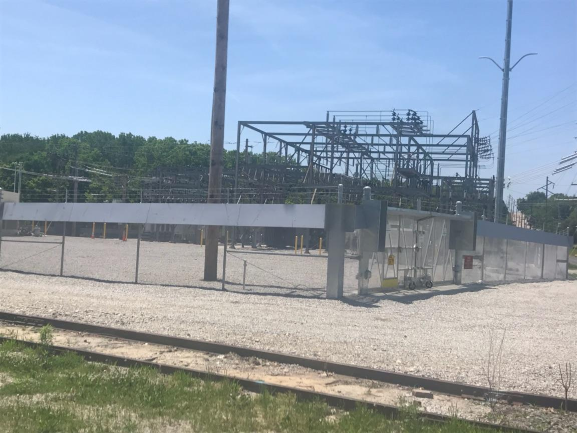 After a couple of large power outages caused by animals, Ameren makes improvements at Vandalia Sub-Station