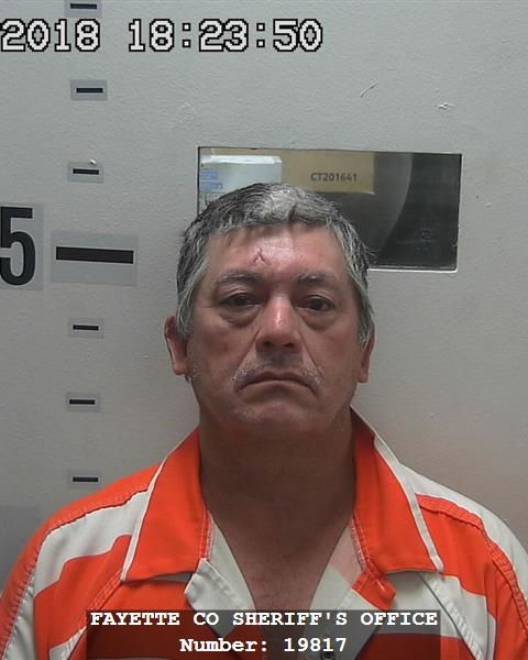 Las Vegas, Nevada man arrested in Fayette Co with allegedly 65 kg of cocaine
