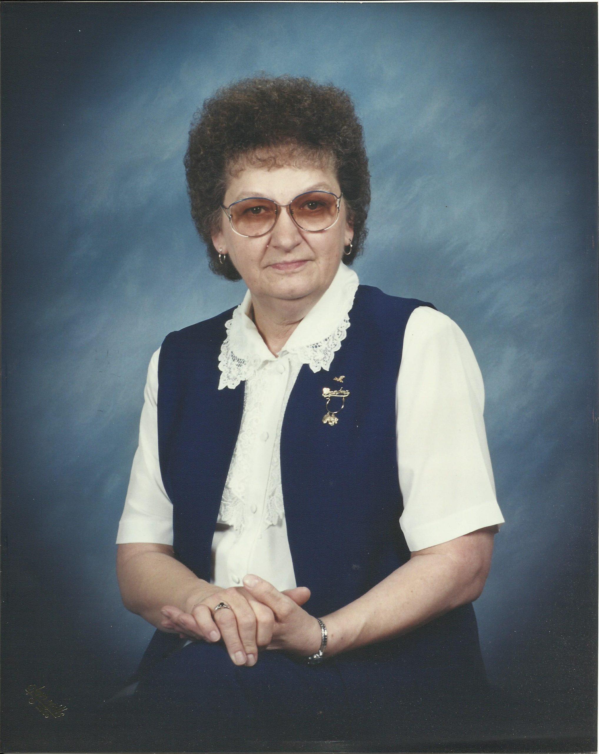 Bernice F. Edwards