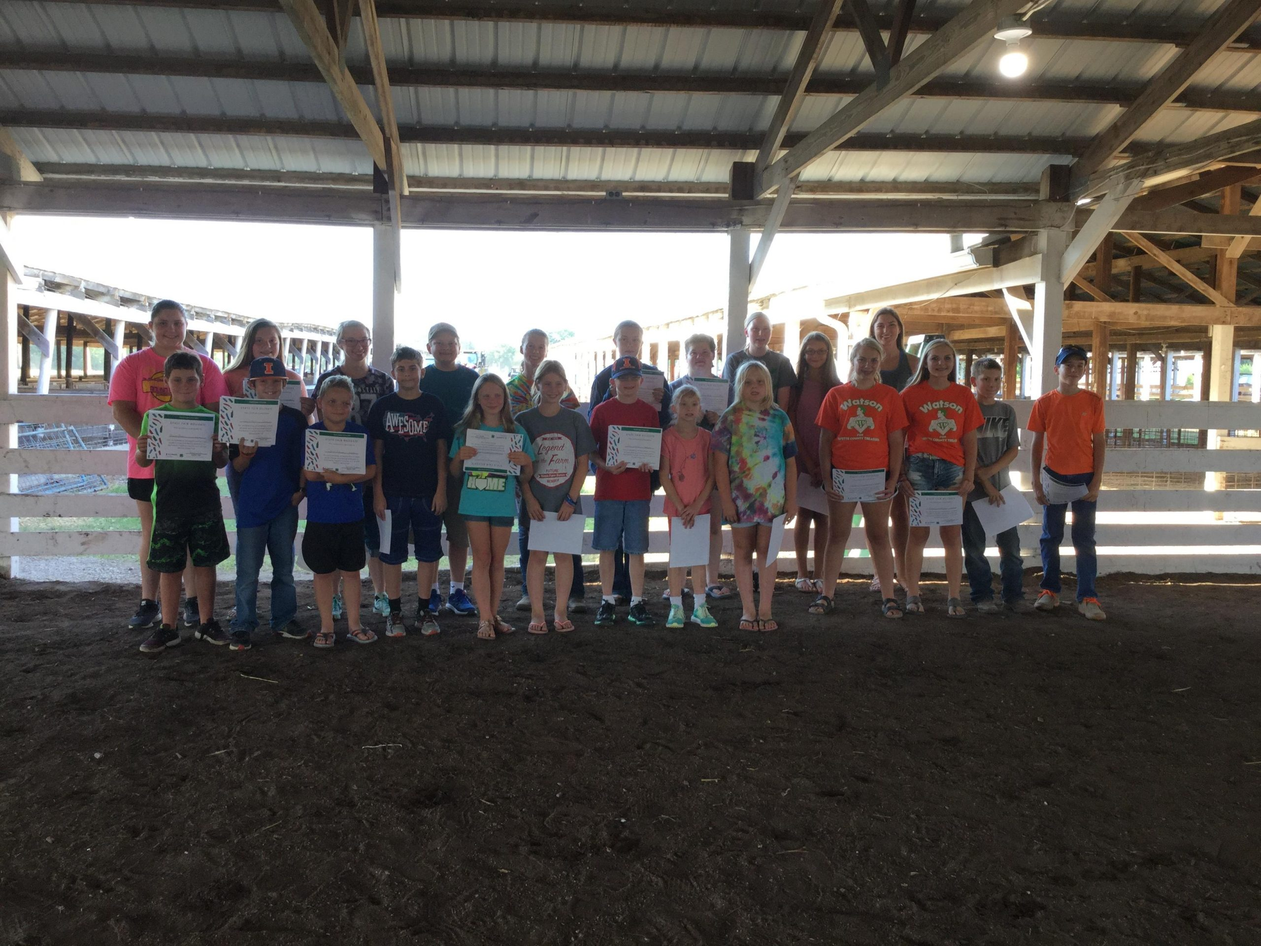 Fayette County 4-H sending 45 individuals to Illinois State Fair