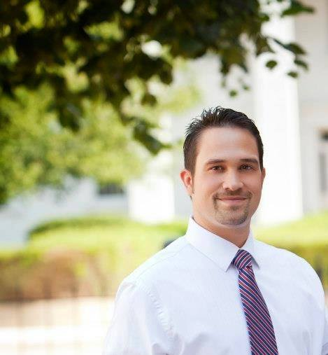 State Senate Candidate Brian Stout continues work on his campaign