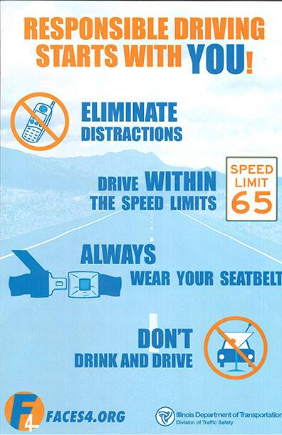 Today is Illinois Speed Awareness Day