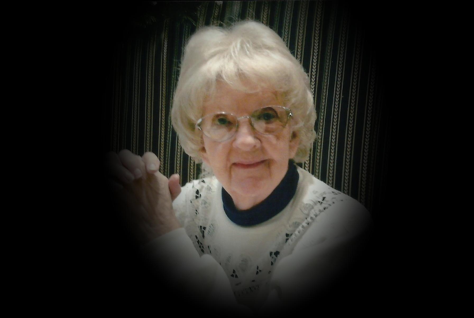 Doris Ruth Wehrle