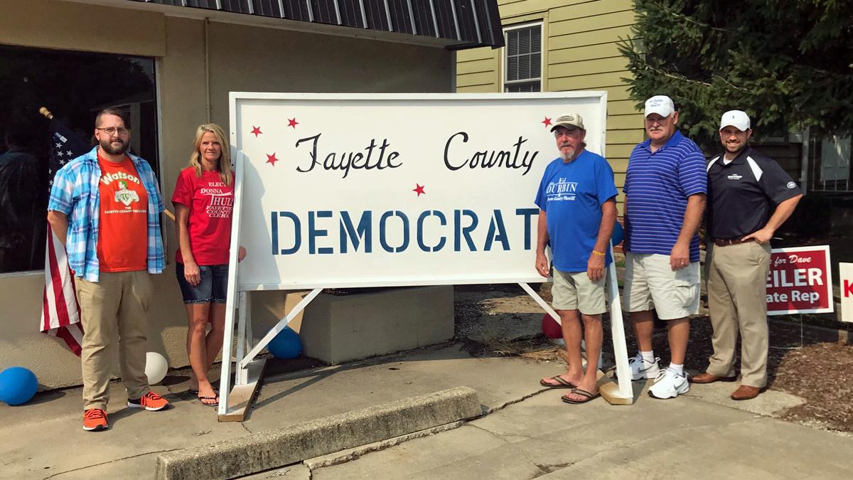 Fayette County Democrats Open Office in Vandalia