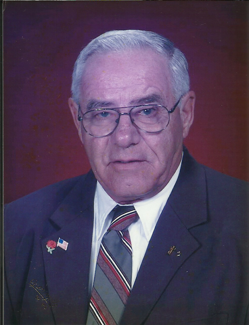 "Floyd James ""Jim"" Jackson Jr."