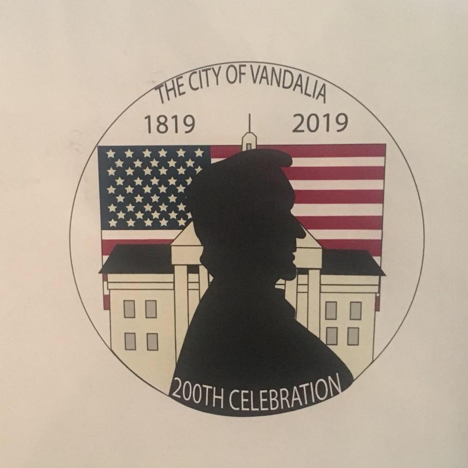 Vandalia Bicentennial Fundraising Events Scheduled for September
