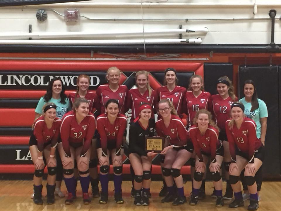 Lady Vandals take 2nd place at Grace Filled Tourney