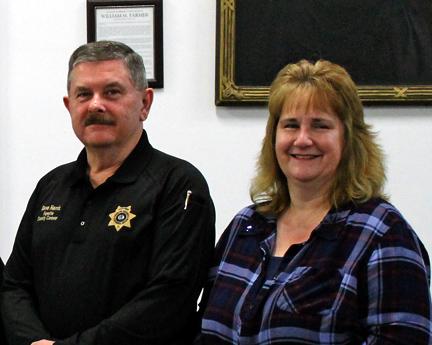 New Fayette County Officeholders Sworn In