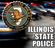 Illinois State Police Urge Motorists to Avoid Crossing Flooded Roadways