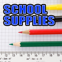 Applications for School Supplies for Effingham County Students