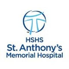 iVantage Names HSHS St. Anthony's Memorial Hospital Top 100 Rural & Community Hospital