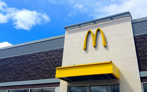 """McDonald's(R) Restaurants Encourage Customers to """"Give a Little Love"""""""