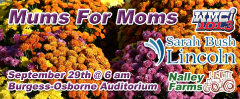 Mums for Moms/Silver Dome - WMCI