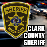 Arrest in Clark County Theft