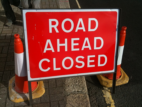 Update on Area Roads