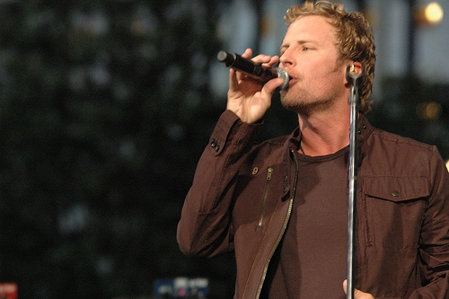Dierks Bentley to Take Blake's Place as Co-Host for the 51st Annual ACM Awards