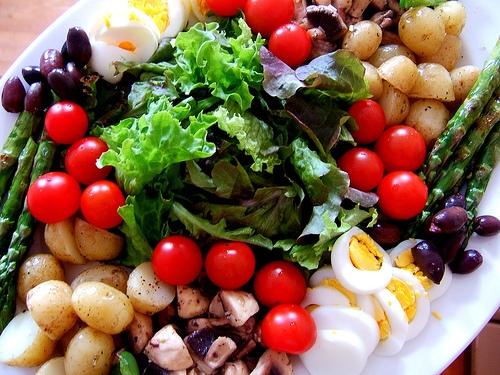 Annual Salad Luncheon