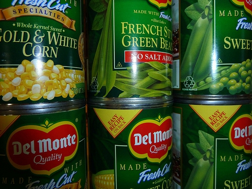 Shelby County Partners' Canned Food Drive