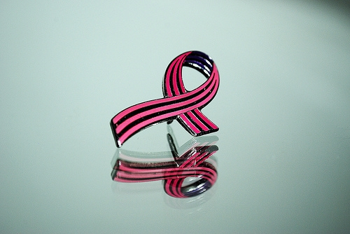 Breast cancer support group meeting this week