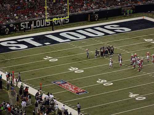 Don't Meet Me in St. Louis:  Rams Moving Back to LA