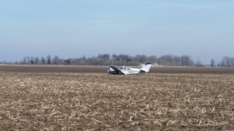 Plane Crash Near Casey Airport