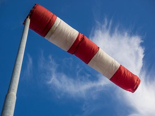 Wind Advisory Issued