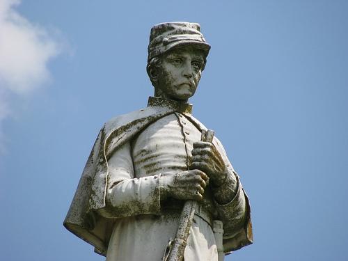Project Organizers Start Fundraising Efforts For Civil War Sculpture In Mattoon