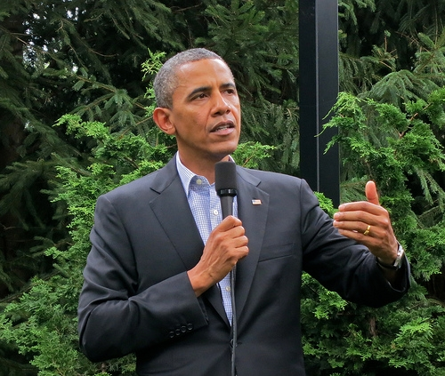 President Obama To Highlight Midterms With U Of I Award Speech