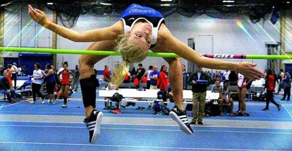 EIU High Jumper OVC Field Athlete of the Week