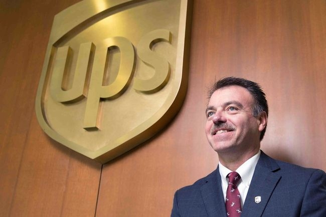 McCullough Appointed President of UPS Asia Pacific Region