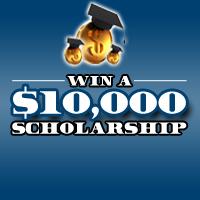 Win a $10,000 Scholarship!