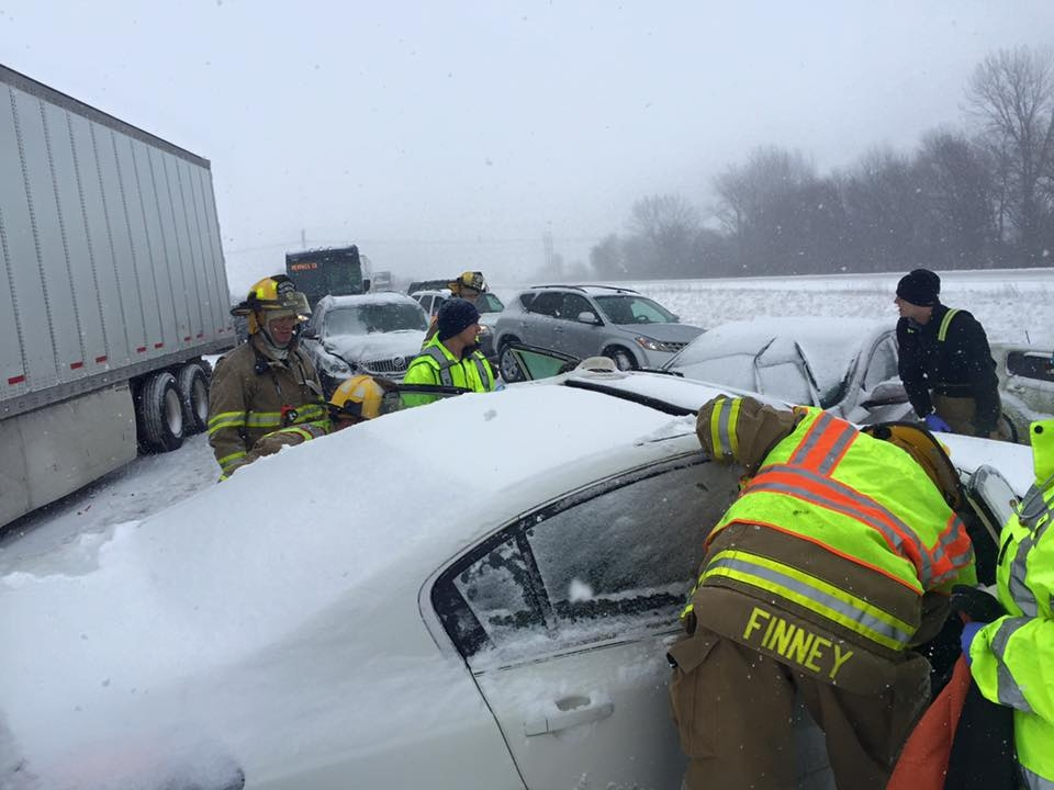Update On Sunday's Accident