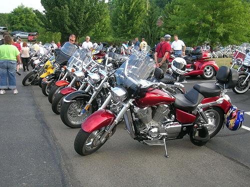 Camp New Hope Motorcycle Run Saturday