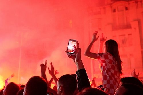 Cell Phones Banned at Concerts