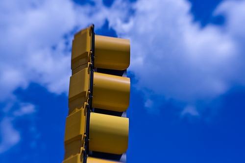 Rt. 16 / Loxa Road Stoplight