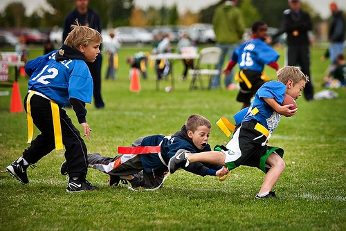 Sign Up For Flag Football Today
