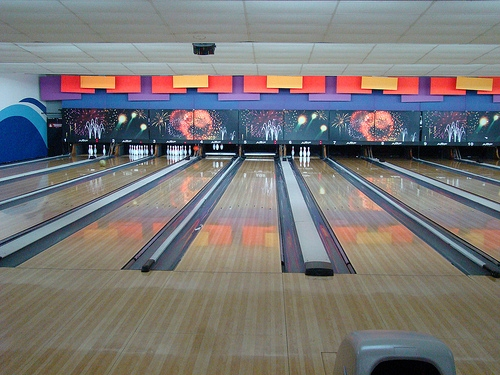 Area 9 Bowling Competition