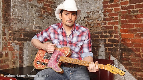 Brad Paisley Supports Home State of West Virginia With His First GoFundMe Campaign