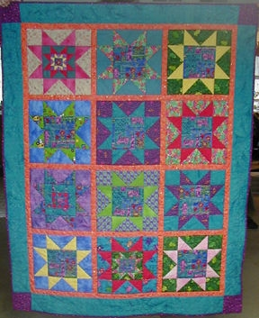 Sew Happy Hearts Quilt Show