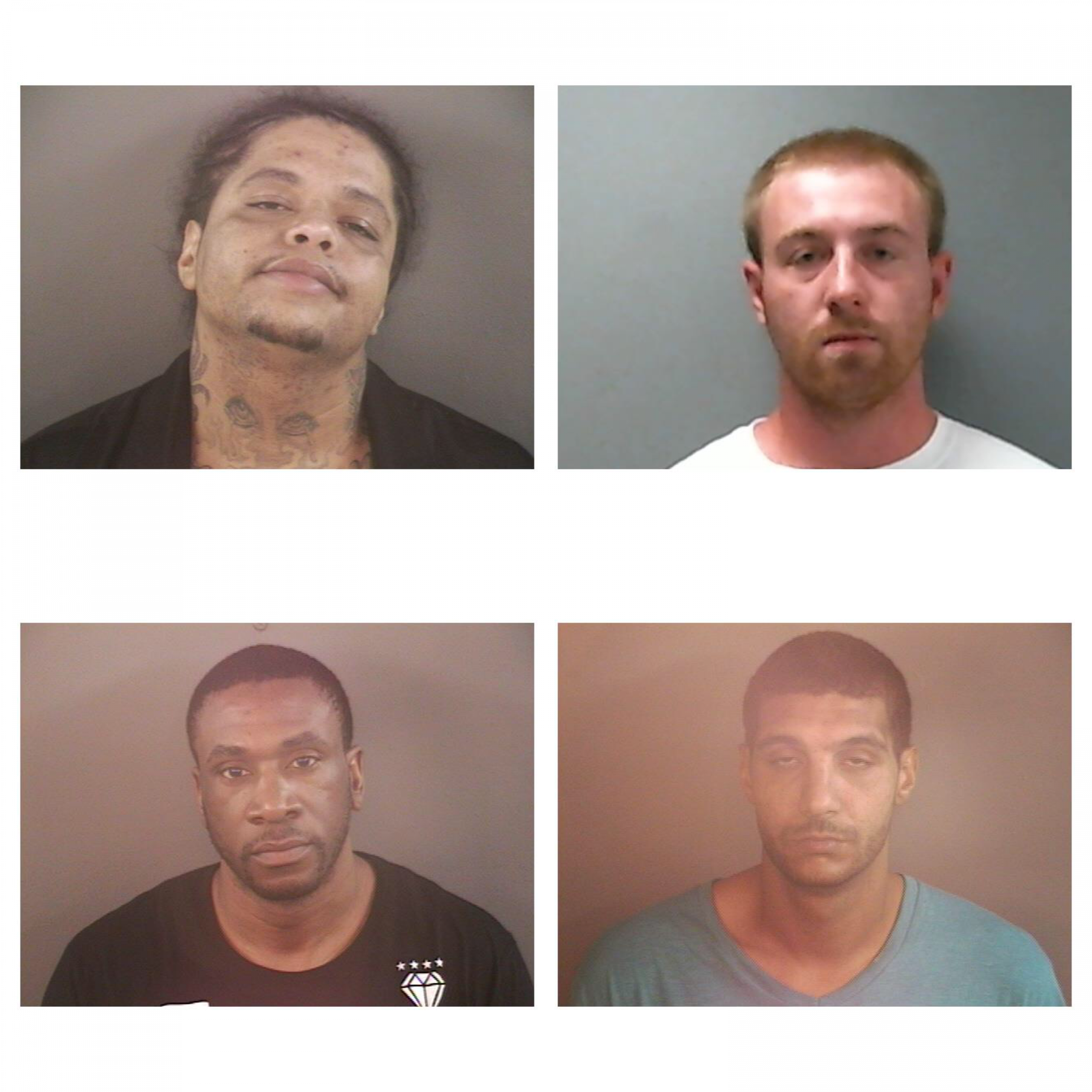 3 Arrested, 1 Wanted in Mattoon Shooting
