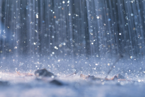 Prepare for a Wet Holiday Weekend