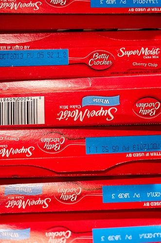 Betty Crocker Adds to the Recall