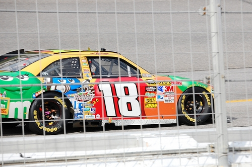 Kyle Busch Wins the Brickyard 400