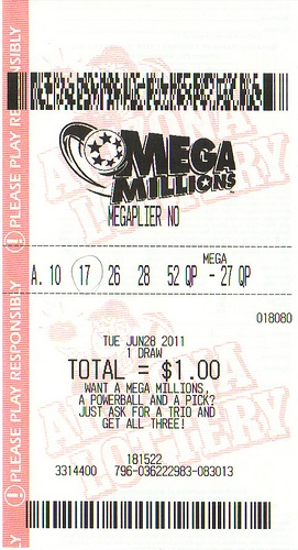 Mega Millions Jackpot Finds A Winner