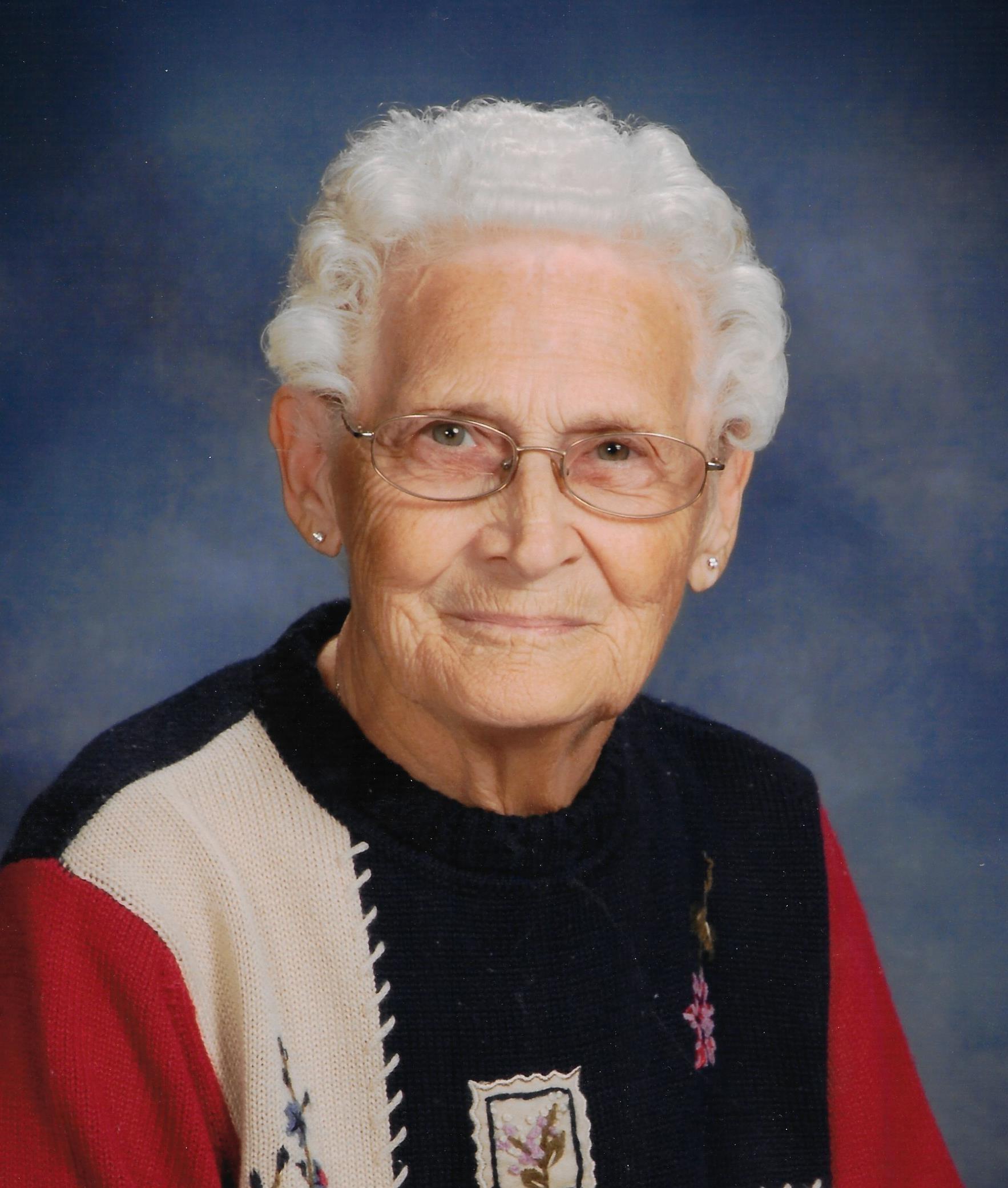 Betty Ann Marshall