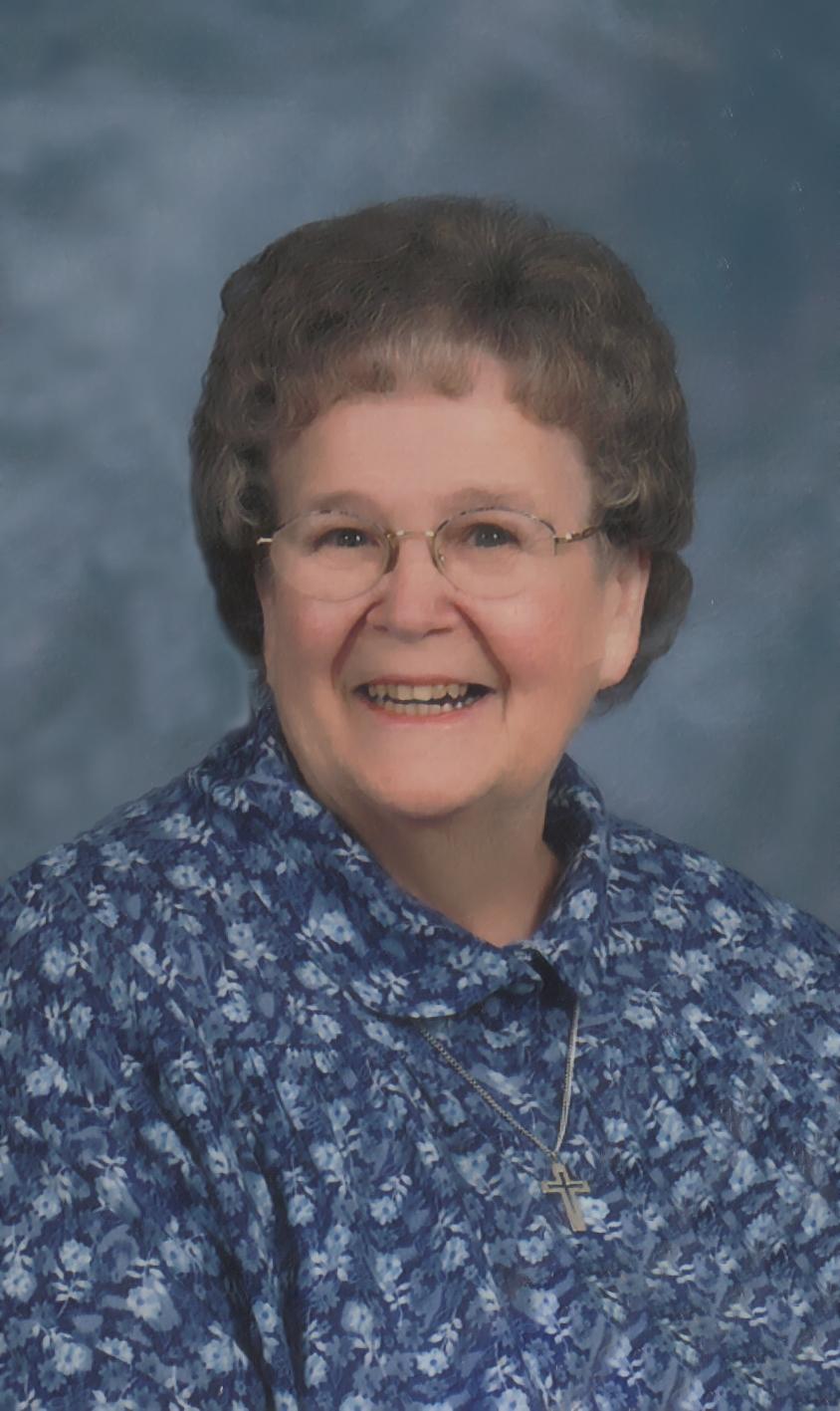 "Dorothy Ann ""Dot"" Waldhoff"