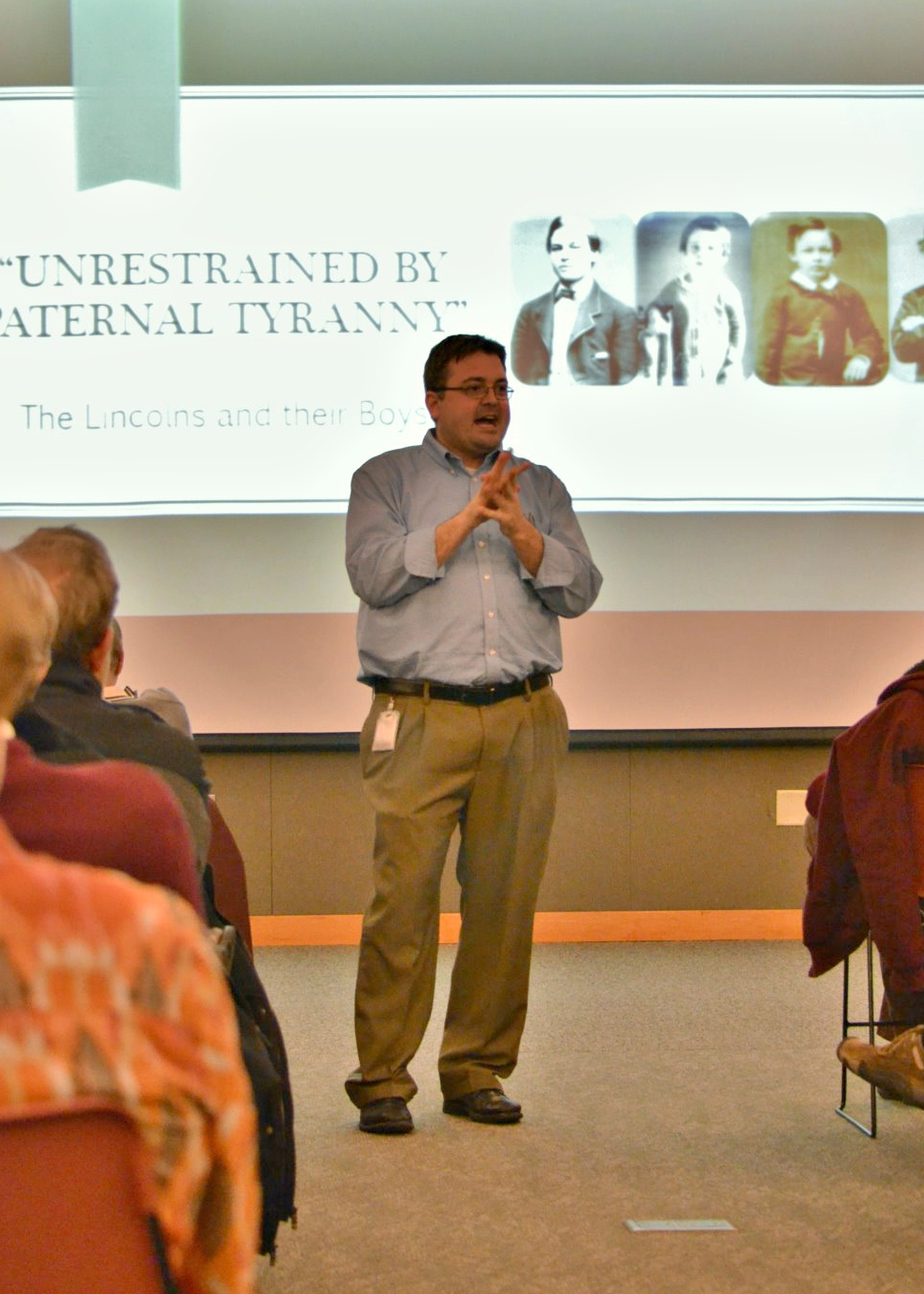 Illinois state historian appointed